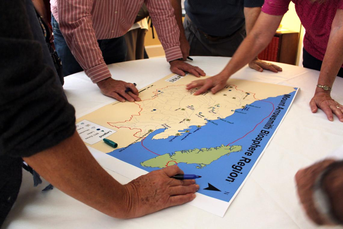 Community Course: The Biosphere Region in Your Backyard 3