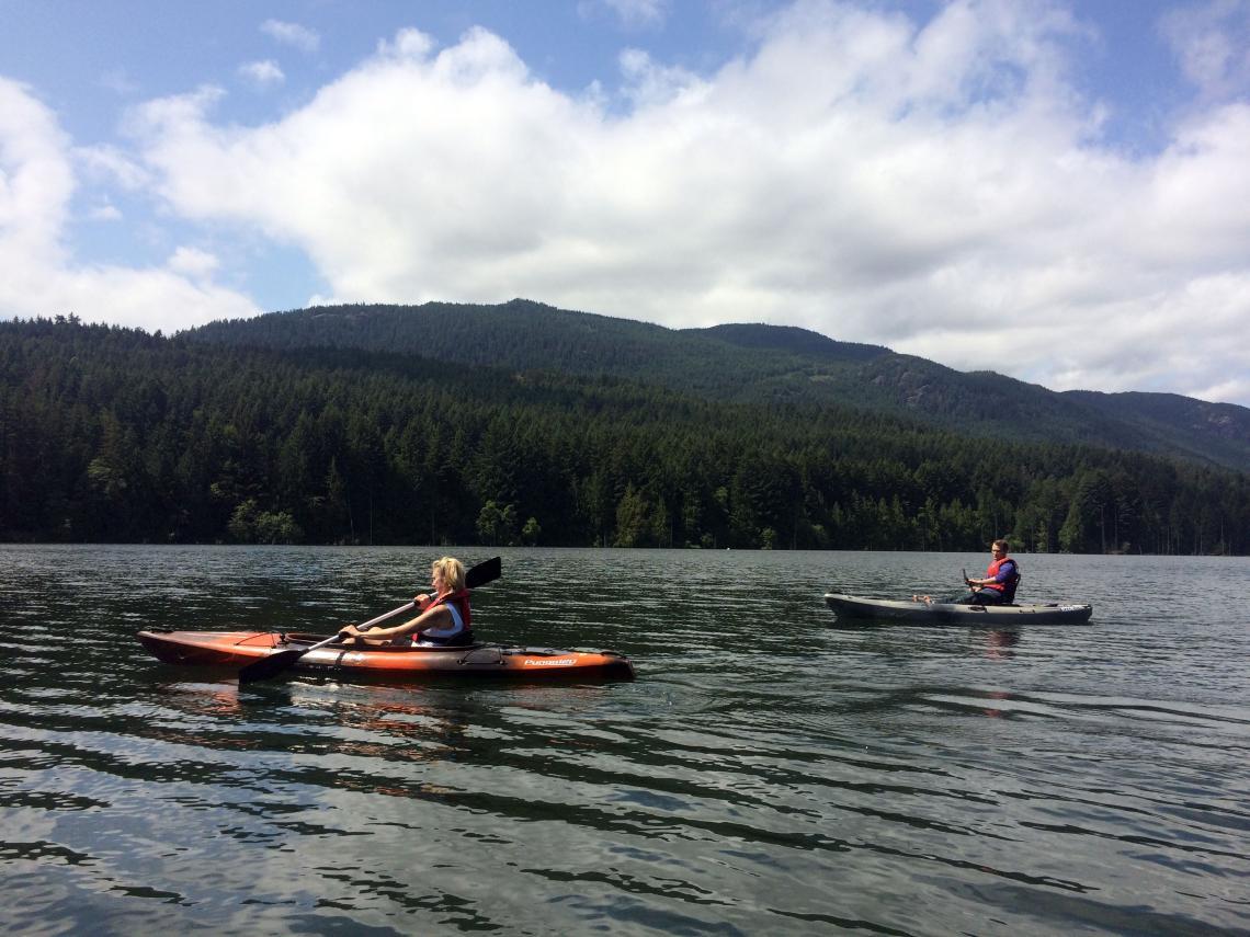 Lake Monitoring Recce Day 2