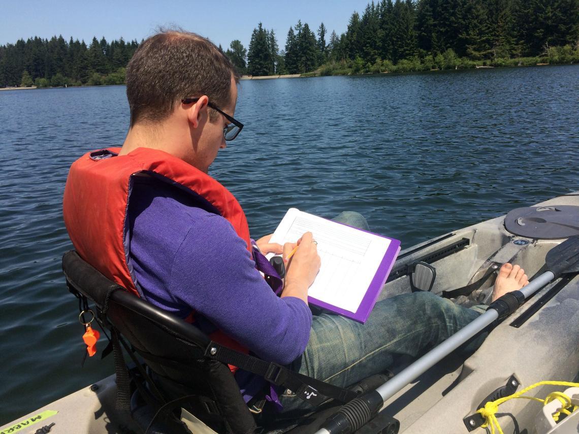 Lake Monitoring Recce Day 3