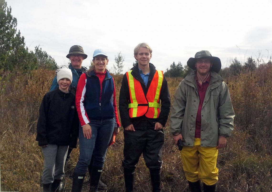 Mapping Parksville's Wetlands 2