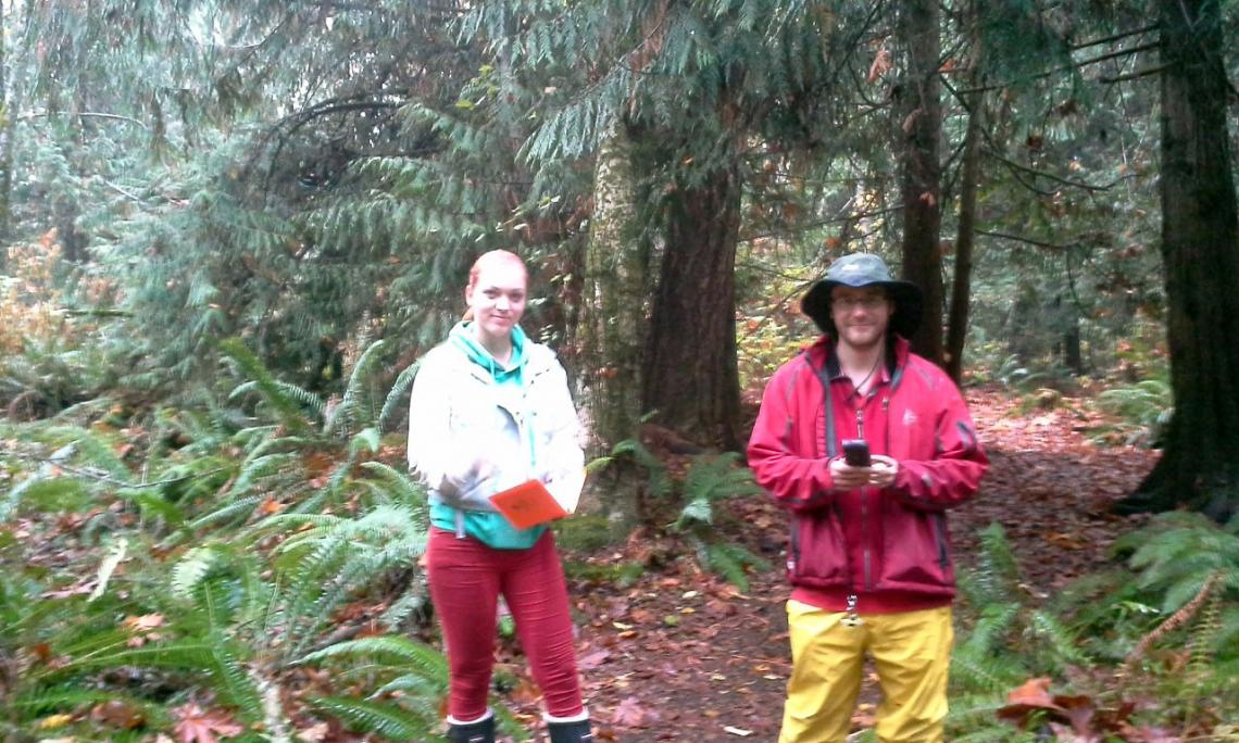 Mapping Parksville's Wetlands 5
