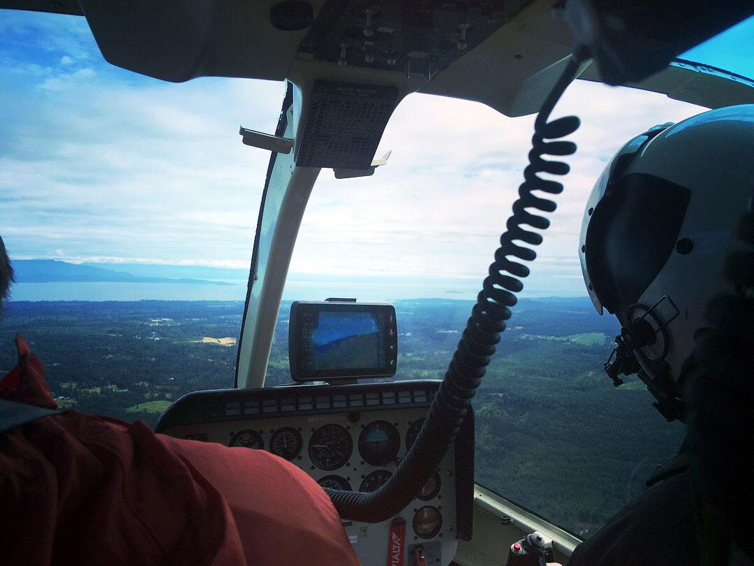 Mount Arrowsmith Helicopter Trip 3