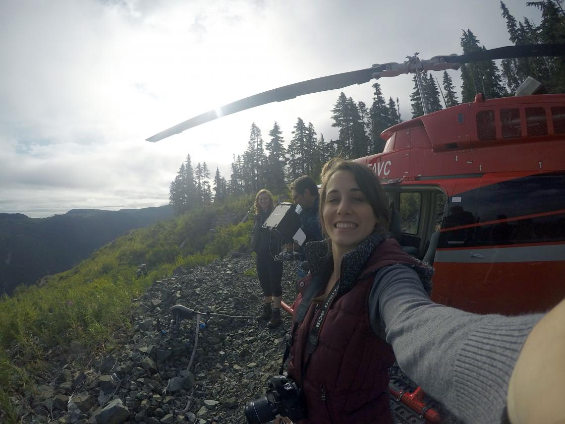 Mount Arrowsmith Helicopter Trip 5