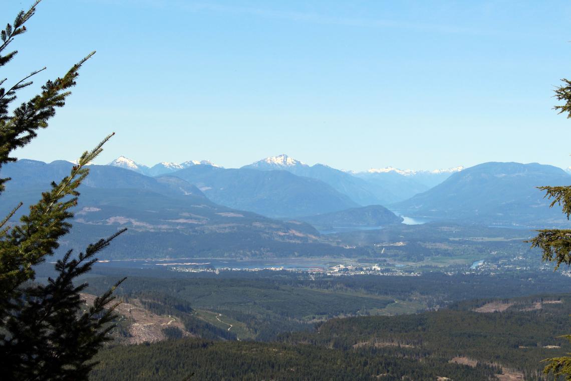 Mt. Cokely, Loon Lake, & Cameron Lake 2