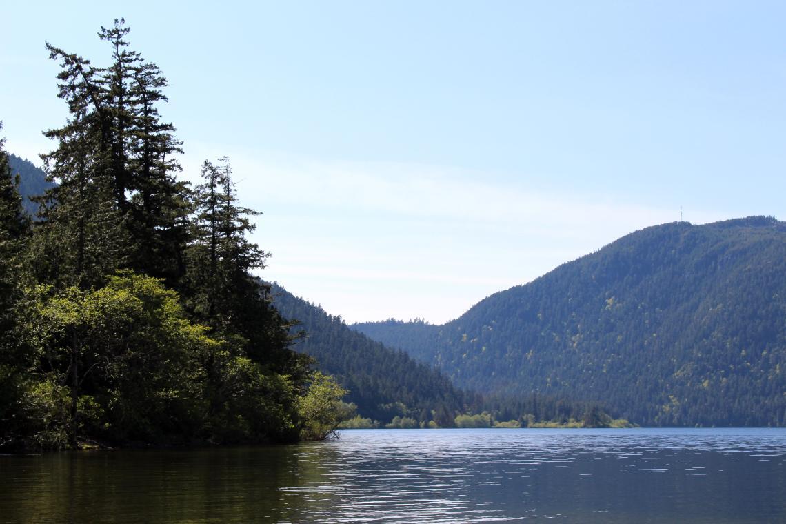 Mt. Cokely, Loon Lake, & Cameron Lake 6