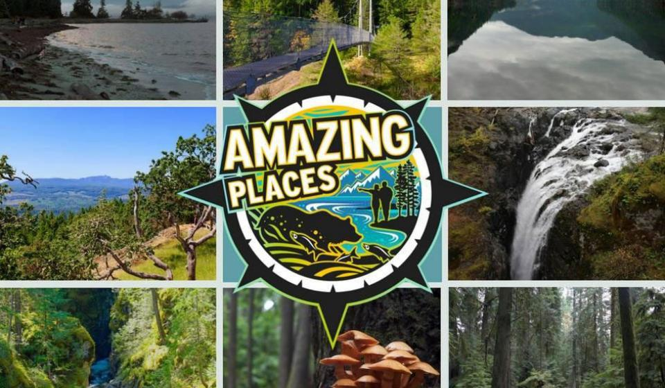 The MABR Amazing Places