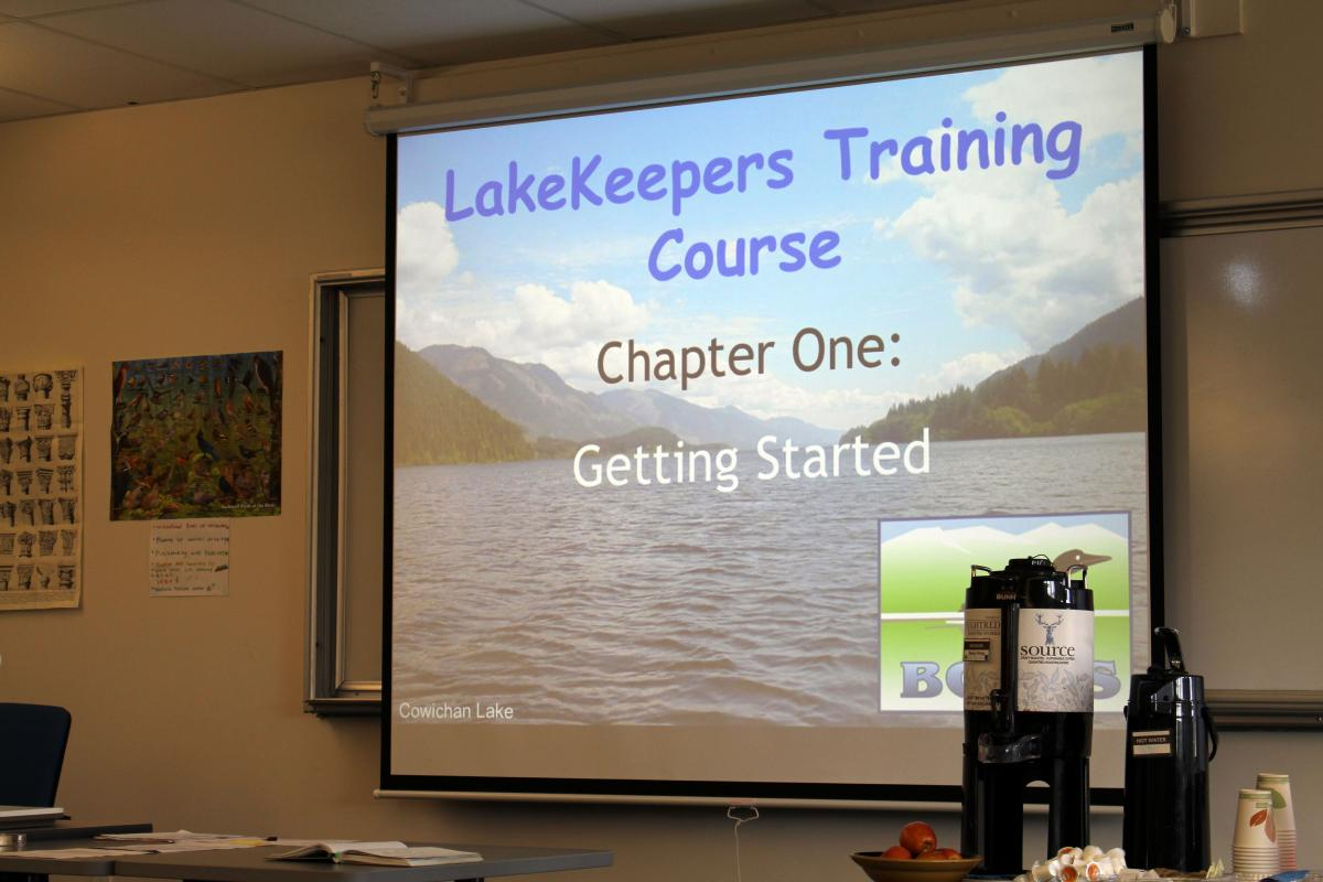BCLSS LakeKeepers Course 1