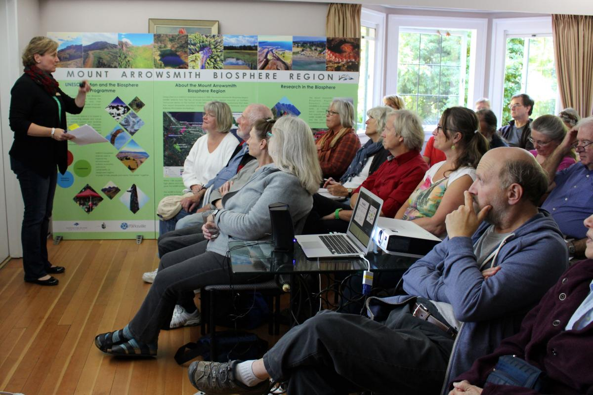 Community Course: The Biosphere Region in Your Backyard 1