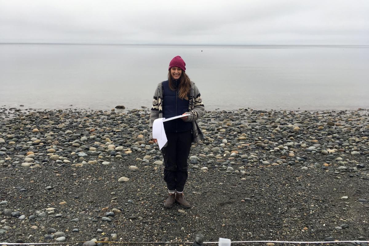 Forage Fish Spawning Habitat Monitoring 1