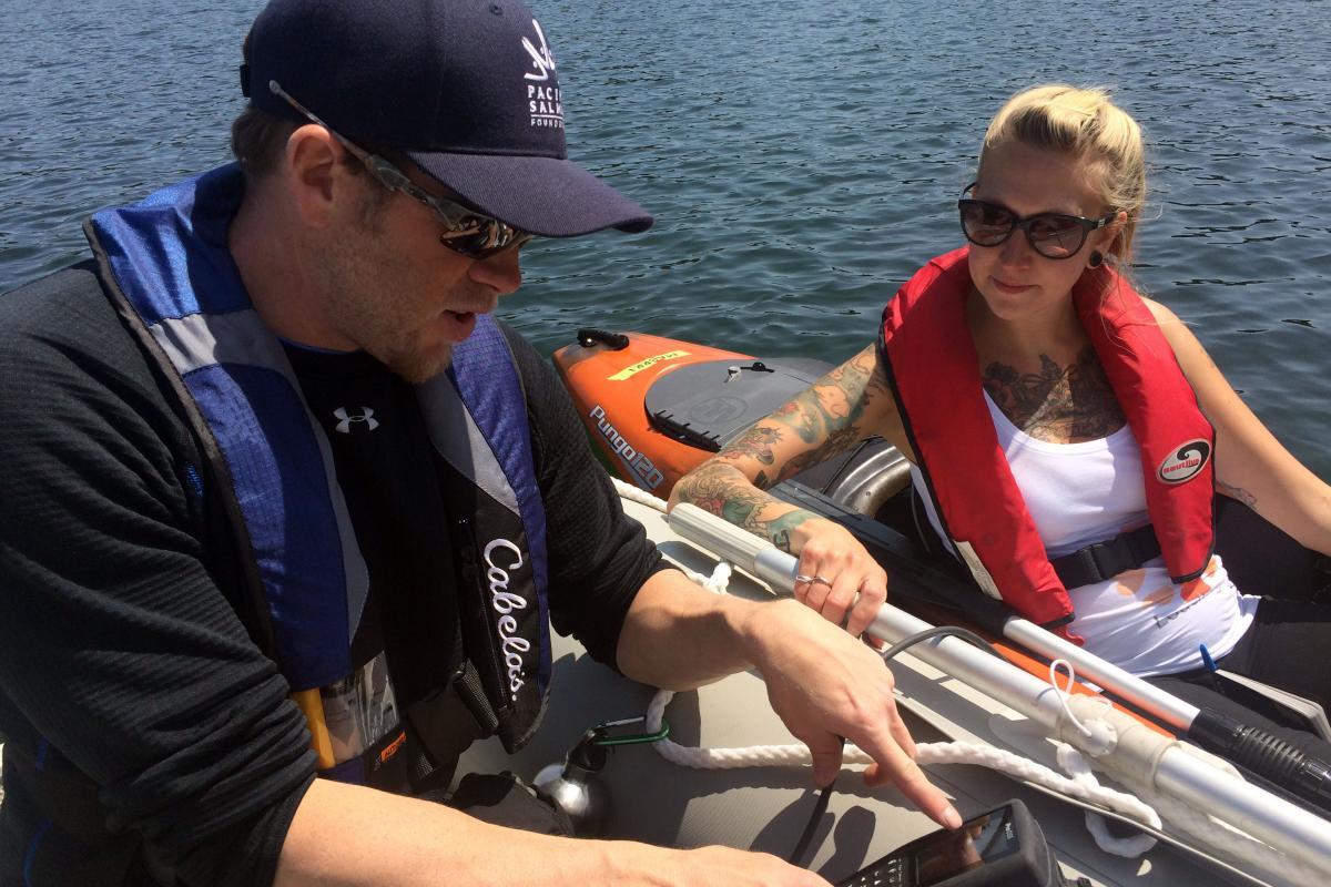 Lake Monitoring Recce Day 1